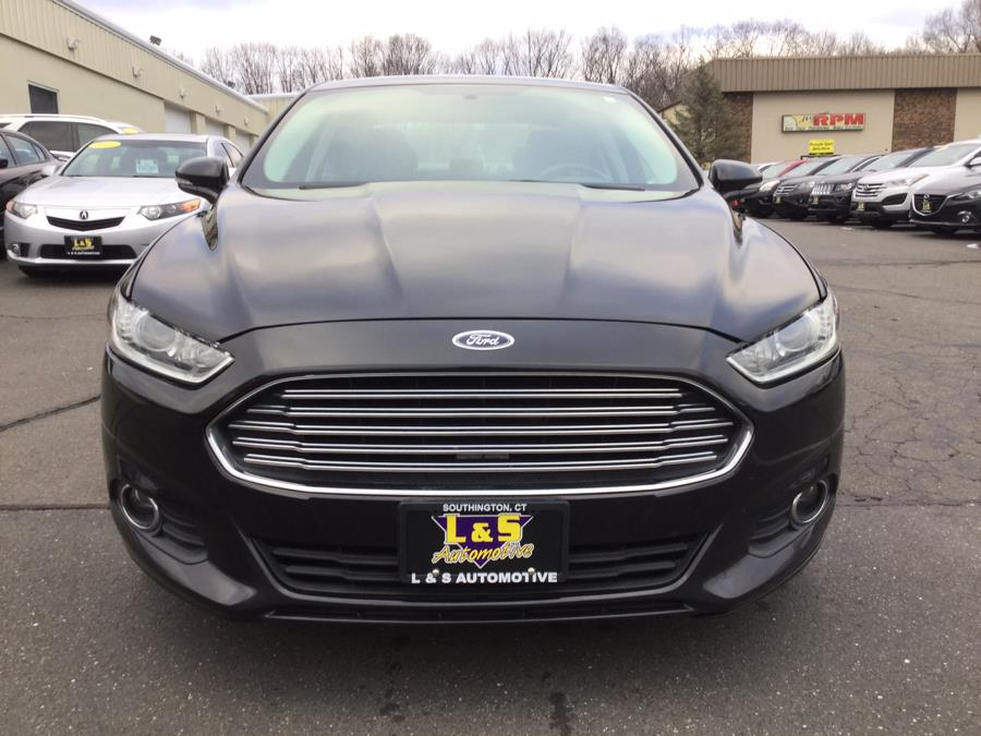 Used Ford Fusion 4dr Sdn SE FWD 2014 | L&S Automotive LLC. Plantsville, Connecticut