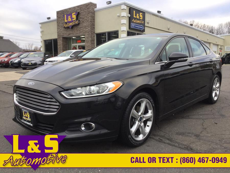 Used 2014 Ford Fusion in Plantsville, Connecticut | L&S Automotive LLC. Plantsville, Connecticut