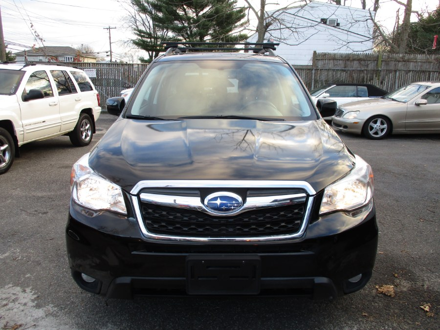 Used Subaru Forester 4dr CVT 2.5i Limited PZEV 2015 | New Gen Auto Group. West Babylon, New York
