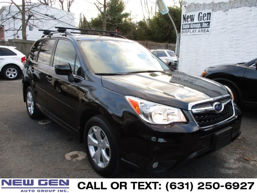 Used 2015 Subaru Forester in West Babylon, New York | New Gen Auto Group. West Babylon, New York