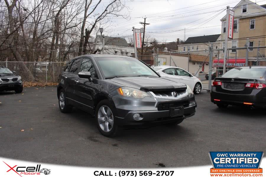 Used 2009 Acura RDX Tech Pkg in Paterson, New Jersey | Xcell Motors LLC. Paterson, New Jersey