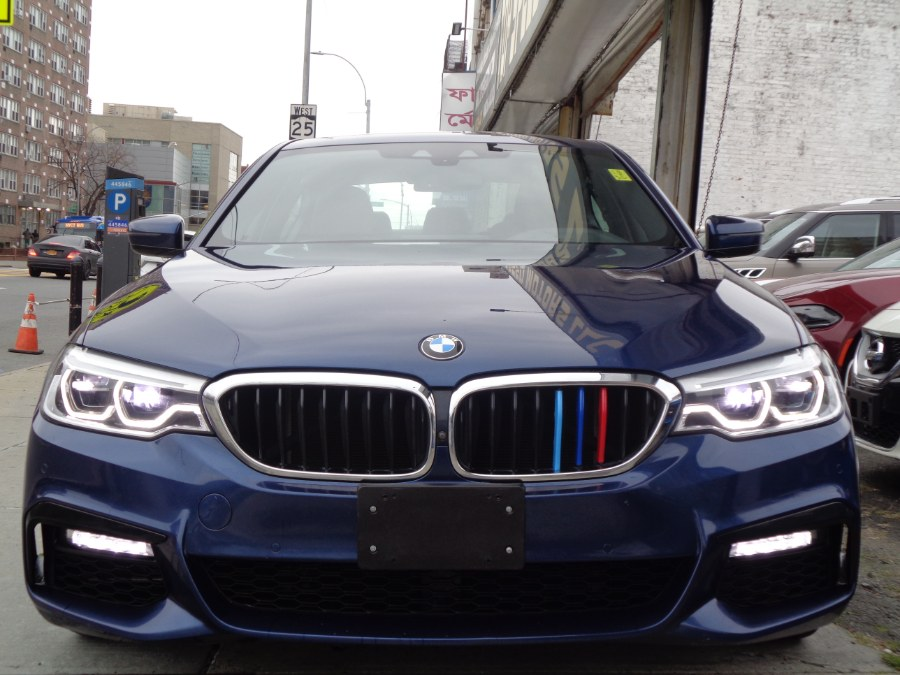 Used BMW 540i xDrive //M Sport 2017 | Top Speed Motors LLC. Jamaica, New York