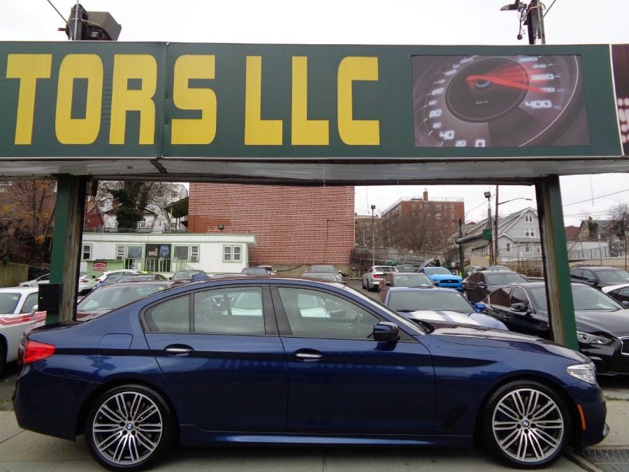 Used BMW 540i xDrive //M Sport 2017 | Top Speed Motors LLC. Jamaica, New York