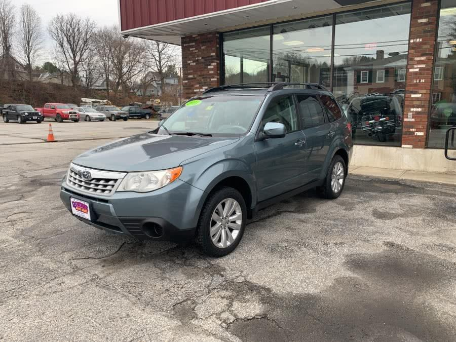 Used 2013 Subaru Forester in Barre, Vermont | Routhier Auto Center. Barre, Vermont