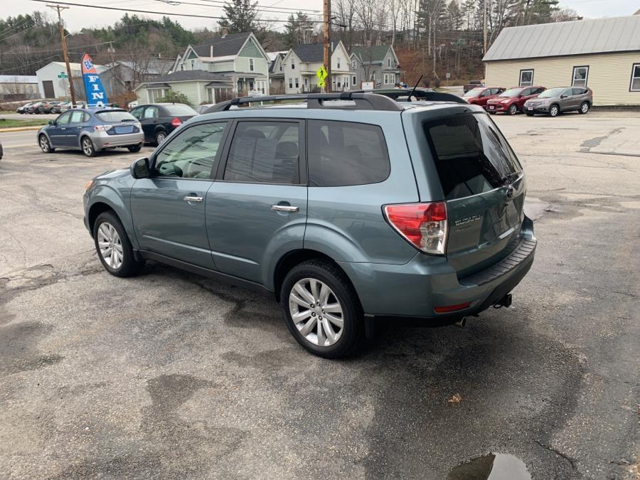 Used Subaru Forester 4dr Man 2.5X Premium 2013 | Routhier Auto Center. Barre, Vermont