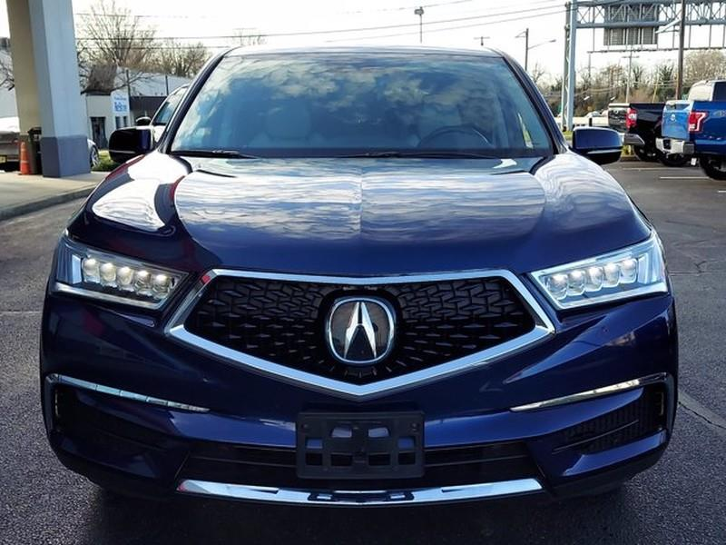 Used Acura Mdx w/Technology Pkg 2017   Car Revolution. Maple Shade, New Jersey
