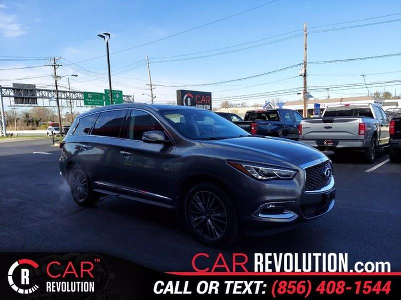 Used 2018 Infiniti Qx60 in Maple Shade, New Jersey | Car Revolution. Maple Shade, New Jersey