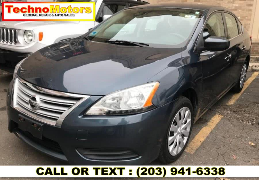 Used 2013 Nissan Sentra in Danbury , Connecticut | Techno Motors . Danbury , Connecticut