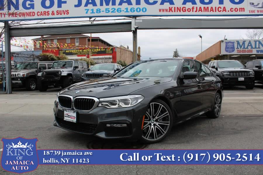 Used BMW 5 Series 540i xDrive Sedan 2017 | King of Jamaica Auto Inc. Hollis, New York