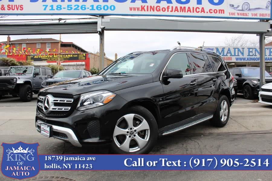 Used Mercedes-Benz GLS GLS 450 4MATIC SUV 2017 | King of Jamaica Auto Inc. Hollis, New York