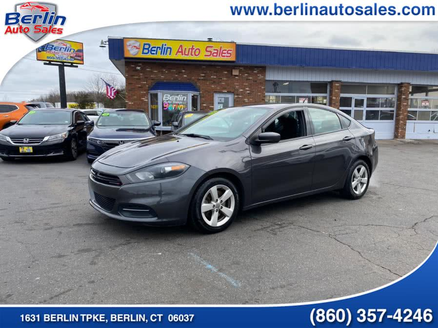 Used 2015 Dodge Dart in Berlin, Connecticut | Berlin Auto Sales LLC. Berlin, Connecticut