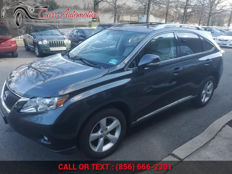 Used Lexus RX 350 AWD 4dr 2010   Carr Automotive. Delran, New Jersey