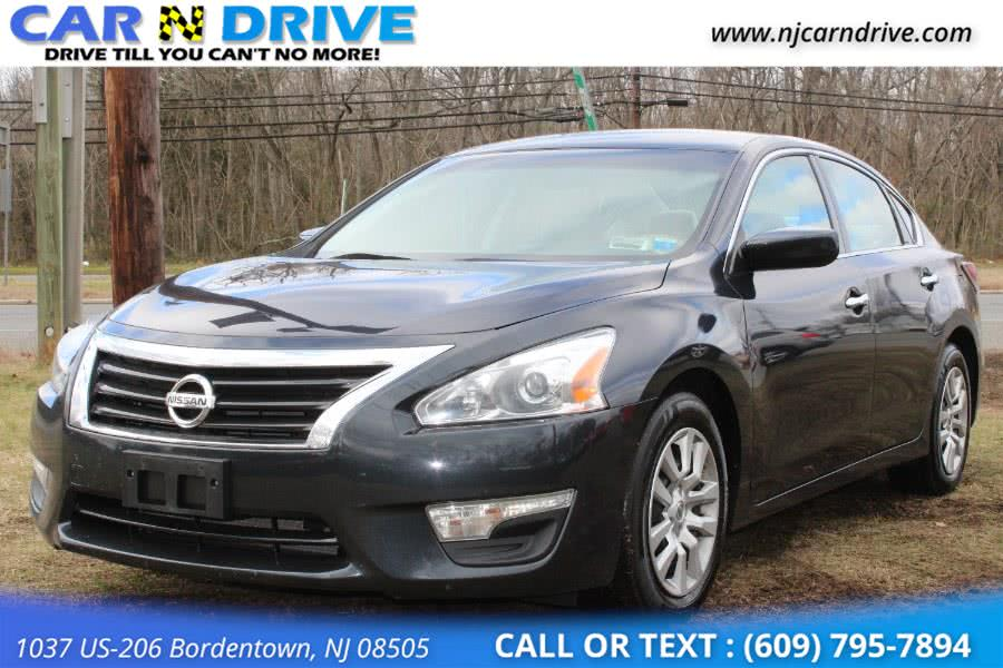 Used Nissan Altima 2.5 S 2015 | Car N Drive. Bordentown, New Jersey
