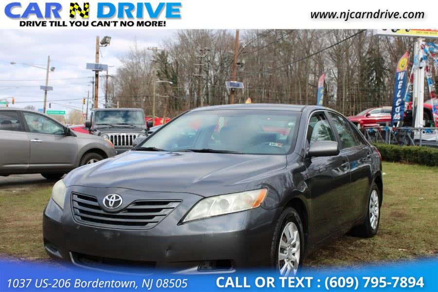 Used Toyota Camry LE 5-Spd AT 2009 | Car N Drive. Bordentown, New Jersey