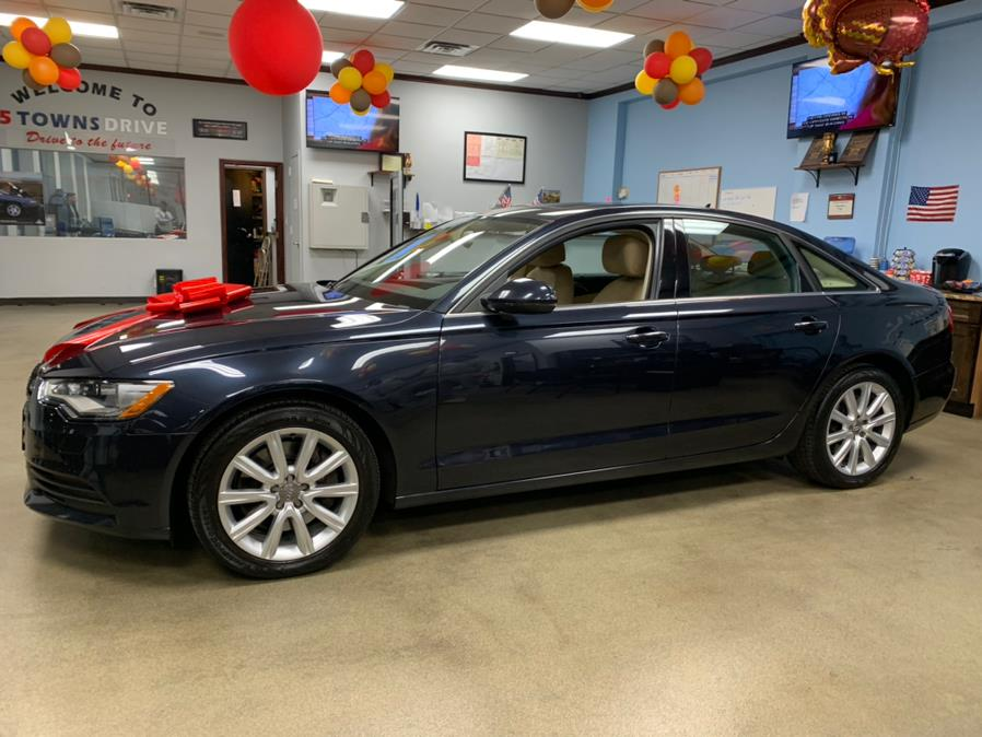 Used Audi A6 4dr Sdn quattro 2.0T Premium Plus 2015 | 5 Towns Drive. Inwood, New York