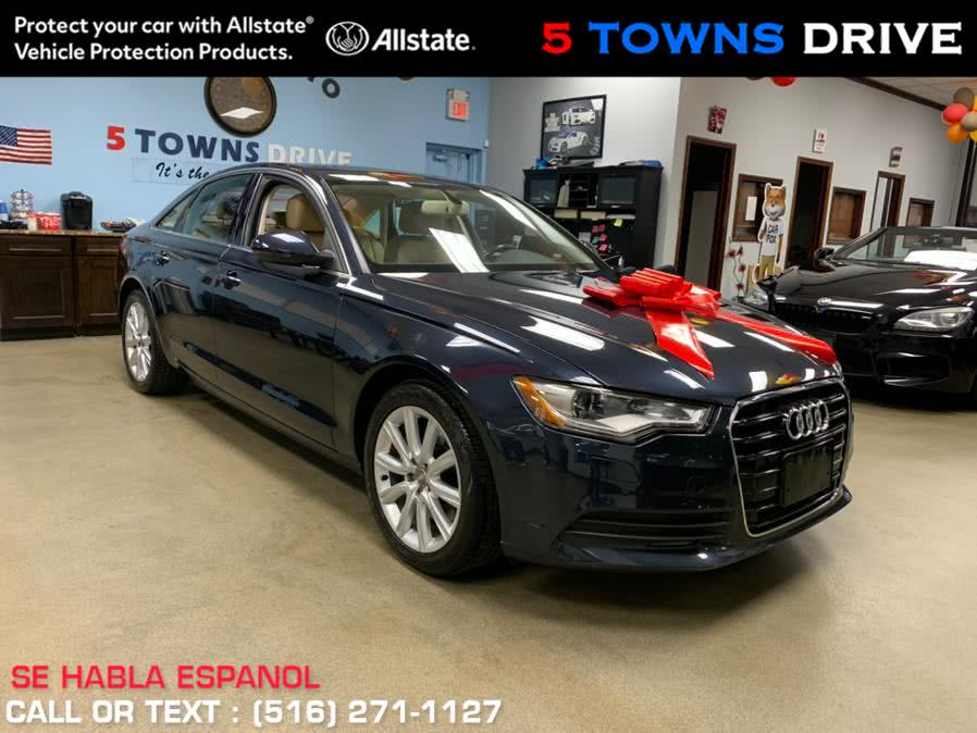 Used 2015 Audi A6 in Inwood, New York   5 Towns Drive. Inwood, New York