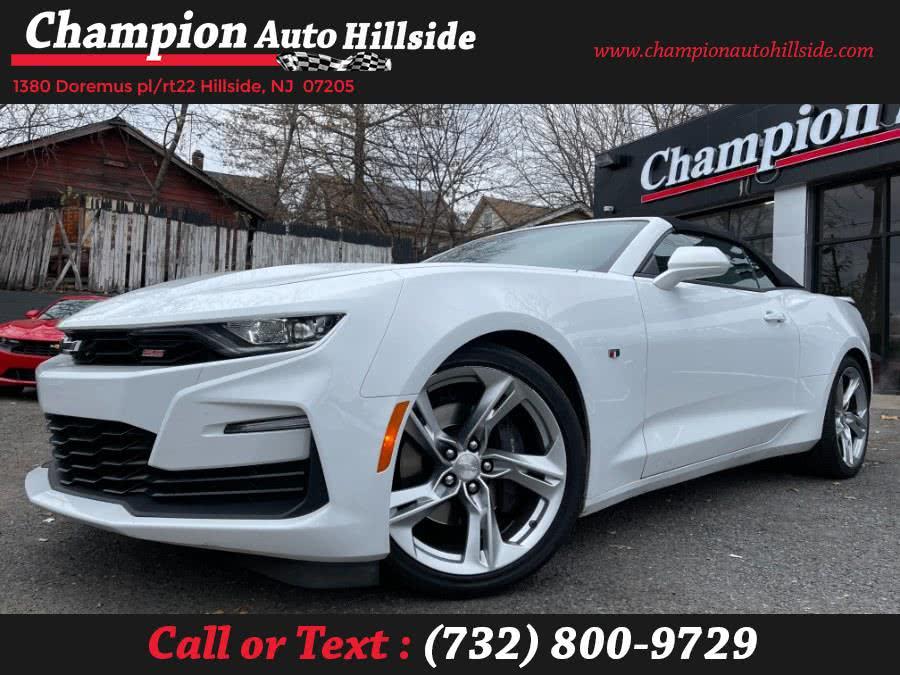 Used 2020 Chevrolet Camaro in Hillside, New Jersey | Champion Auto Sales. Hillside, New Jersey