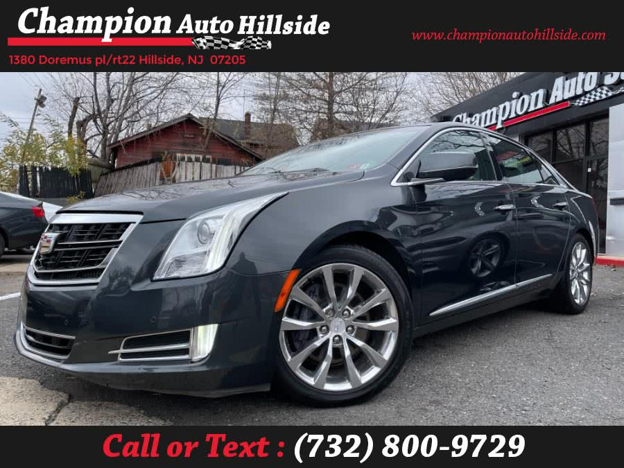 Used 2016 Cadillac XTS in Hillside, New Jersey | Champion Auto Hillside. Hillside, New Jersey