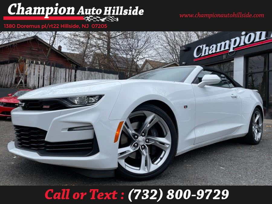 Used 2020 Chevrolet Camaro in Hillside, New Jersey | Champion Auto Hillside. Hillside, New Jersey