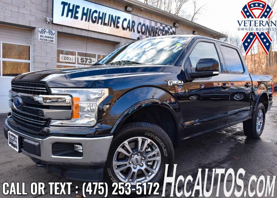 Used 2019 Ford F-150 in Waterbury, Connecticut   Highline Car Connection. Waterbury, Connecticut