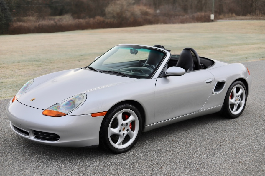 Used 2002 Porsche Boxster in North Salem, New York | Meccanic Shop North Inc. North Salem, New York