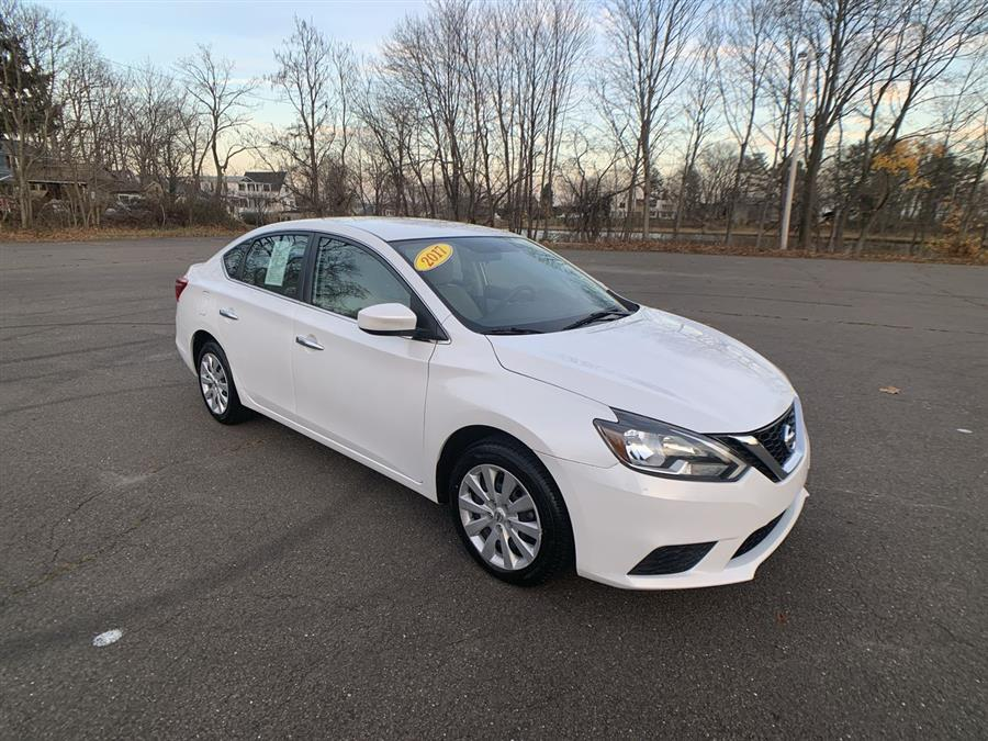 Used 2017 Nissan Sentra in Stratford, Connecticut | Wiz Leasing Inc. Stratford, Connecticut