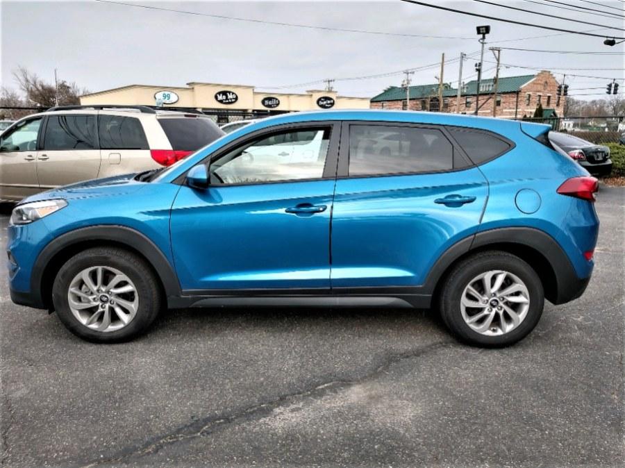 Used 2018 Hyundai Tucson in COPIAGUE, New York | Warwick Auto Sales Inc. COPIAGUE, New York