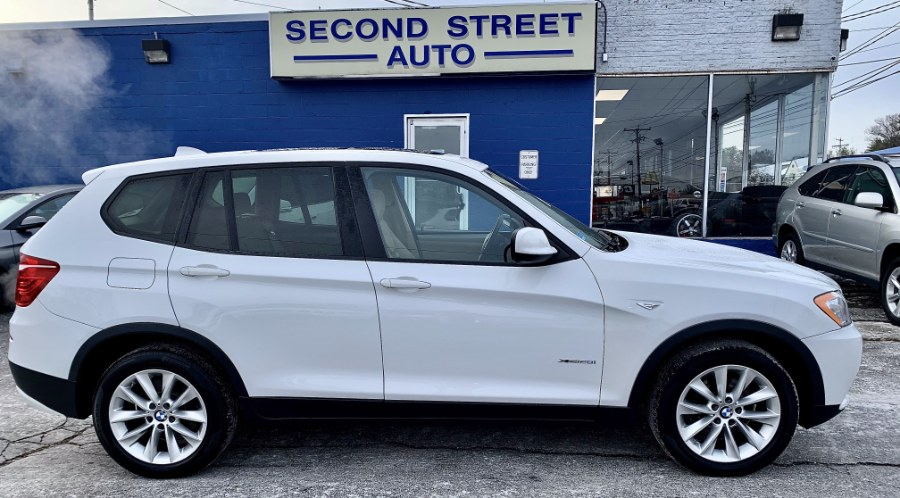 Used 2013 BMW X3 in Manchester, New Hampshire | Second Street Auto Sales Inc. Manchester, New Hampshire