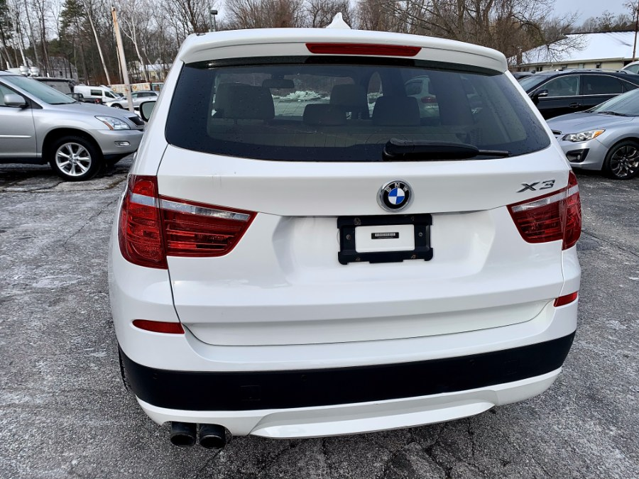 Used BMW X3 XDRIVE28I 2013   Second Street Auto Sales Inc. Manchester, New Hampshire