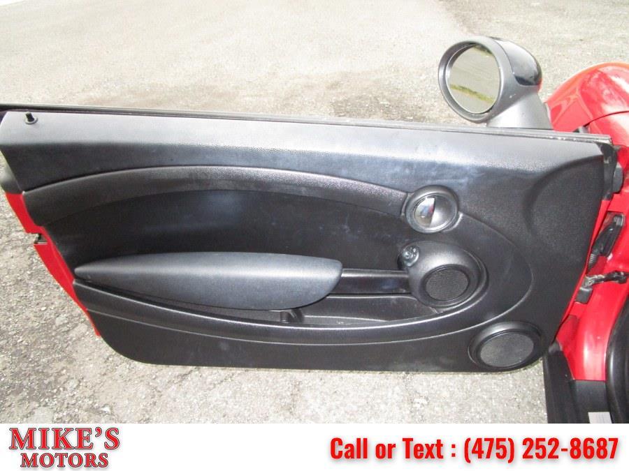 Used MINI Cooper Hardtop 2dr Cpe 2013 | Mike's Motors LLC. Stratford, Connecticut