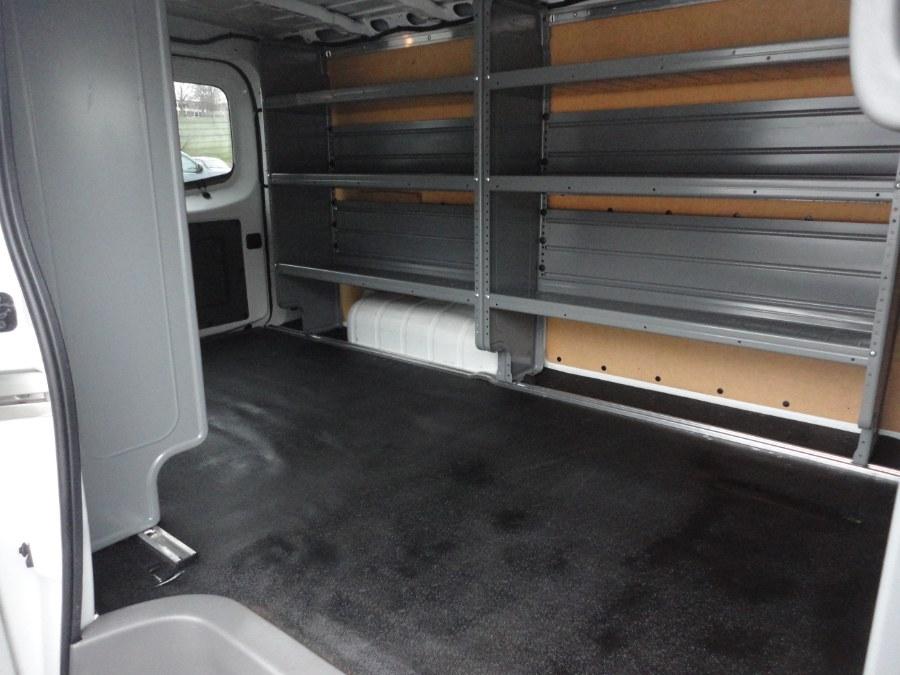 Used Nissan cargo NV Cargo NV1500 Standard Roof V6 SV 2017 | International Motorcars llc. Berlin, Connecticut