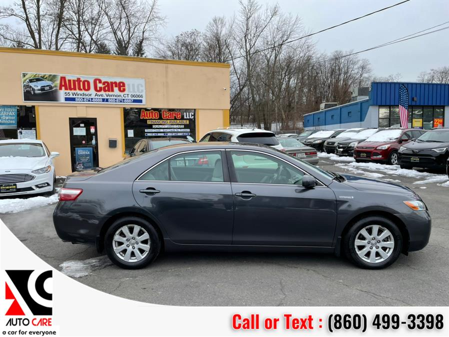 Used Toyota Camry Hybrid 4dr Sdn 2007 | Auto Care Motors. Vernon , Connecticut