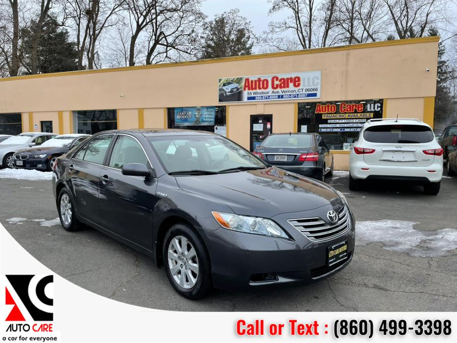 Used Toyota Camry Hybrid 4dr Sdn 2007   Auto Care Motors. Vernon , Connecticut
