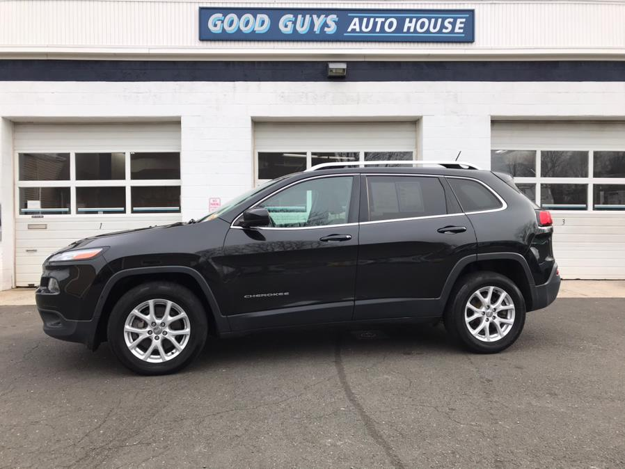 Used 2015 Jeep Cherokee in Southington, Connecticut | Good Guys Auto House. Southington, Connecticut