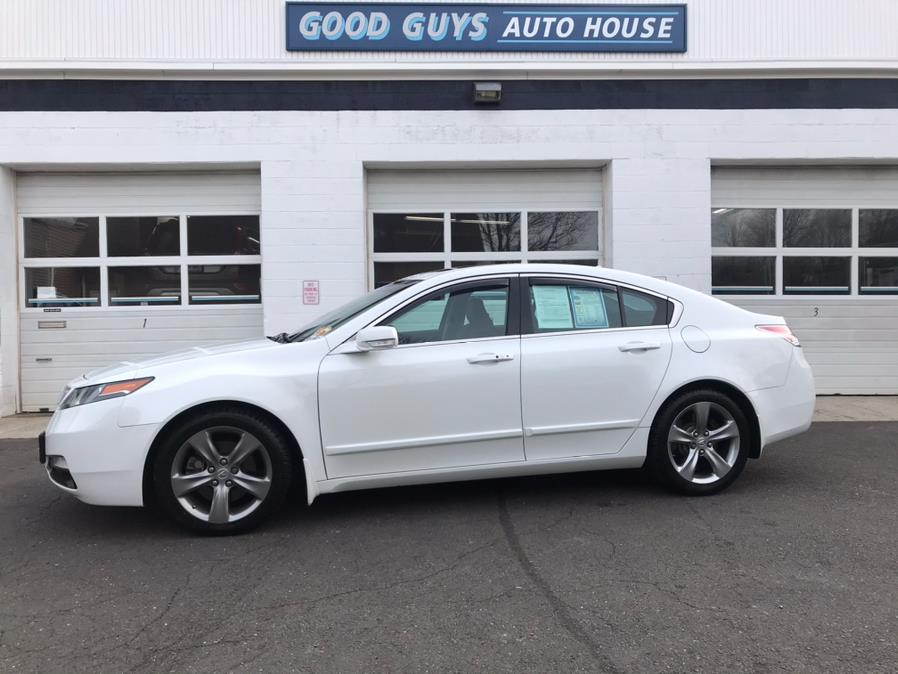 Used 2014 Acura TL in Southington, Connecticut | Good Guys Auto House. Southington, Connecticut