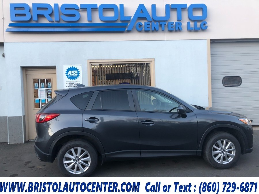 2015 Mazda CX-5 AWD 4dr Auto Touring, available for sale in Bristol, CT