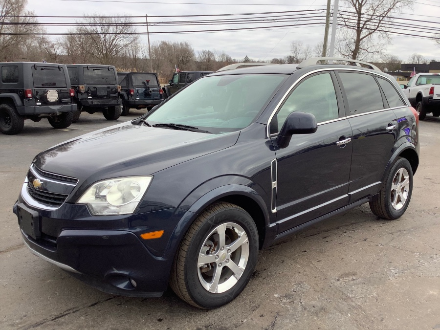 Used Chevrolet Captiva Sport Fleet FWD 4dr LT 2014 | Marsh Auto Sales LLC. Ortonville, Michigan