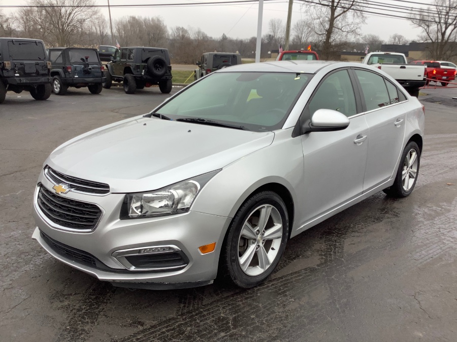 Used Chevrolet Cruze 4dr Sdn Auto 2LT 2015 | Marsh Auto Sales LLC. Ortonville, Michigan