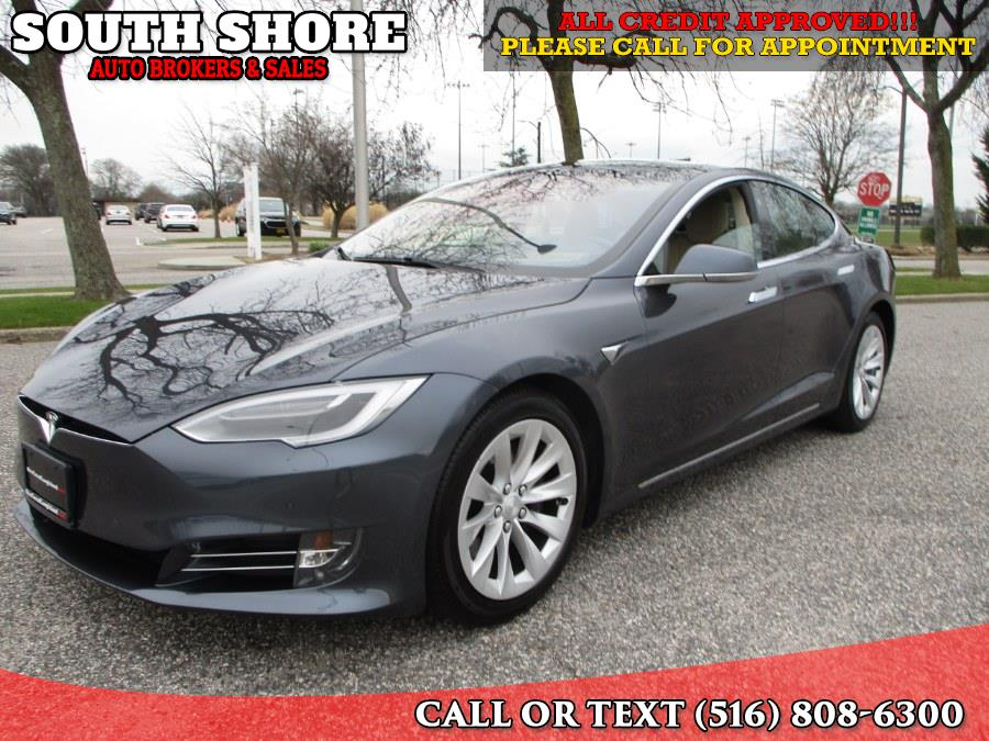 Used 2017 Tesla Model S in Massapequa, New York | South Shore Auto Brokers & Sales. Massapequa, New York