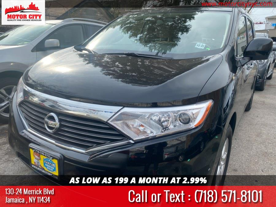 Used Nissan Quest 4dr SV 2016 | Motor City. Jamaica, New York