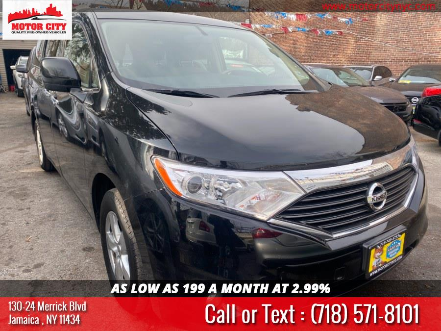 2016 Nissan Quest 4dr SV, available for sale in Jamaica, NY