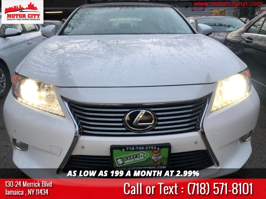 Used 2013 Lexus ES 350 in Jamaica, New York | Motor City. Jamaica, New York