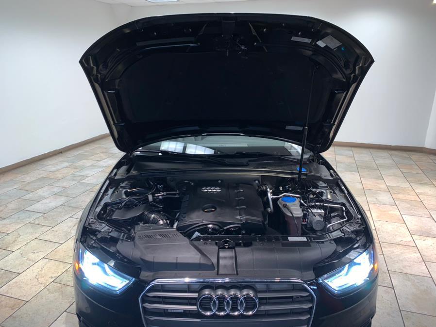 Used Audi A4 4dr Sdn Auto quattro 2.0T Premium Plus 2013 | M Sport Motor Car. Hillside, New Jersey