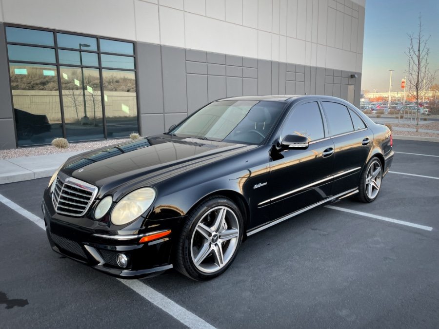 Used 2007 Mercedes-Benz E-Class in Salt Lake City, Utah | Guchon Imports. Salt Lake City, Utah