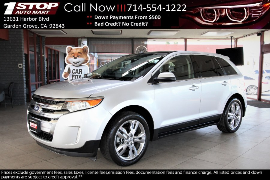 Used 2012 Ford Edge in Garden Grove, California | 1 Stop Auto Mart Inc.. Garden Grove, California