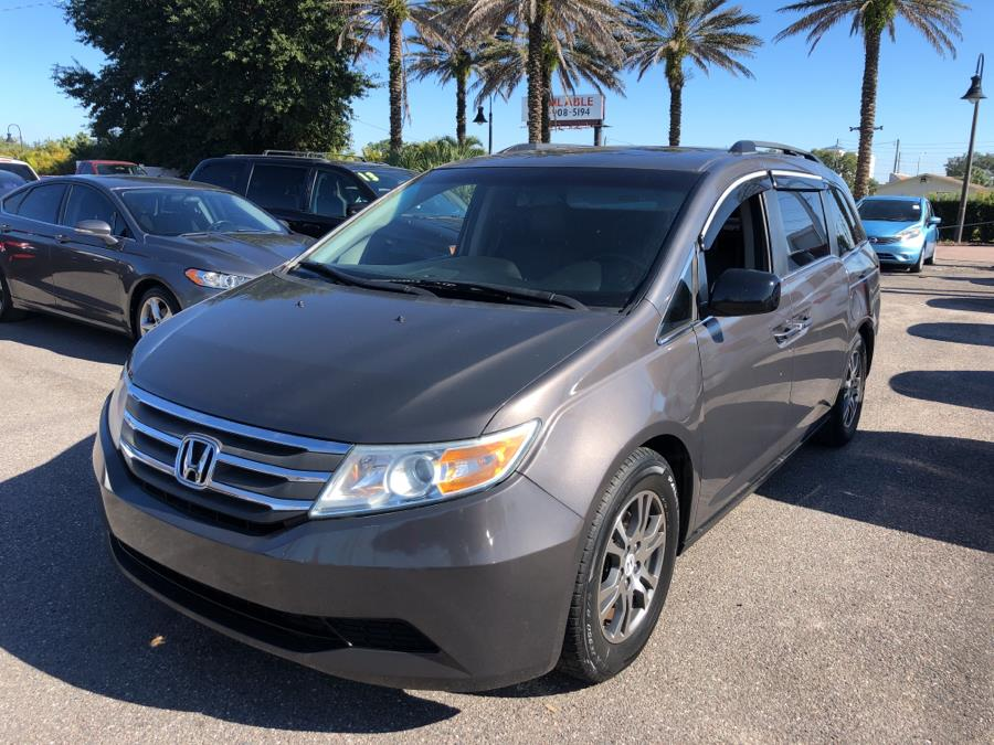 Used Honda Odyssey 5dr EX-L w/RES 2012 | Central florida Auto Trader. Kissimmee, Florida