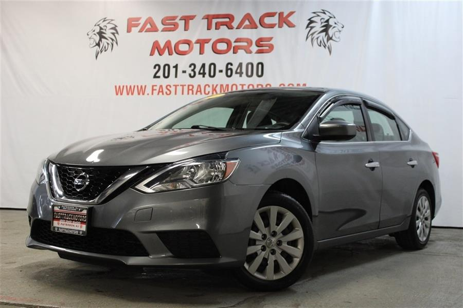 Used 2017 Nissan Sentra in Paterson, New Jersey | Fast Track Motors. Paterson, New Jersey