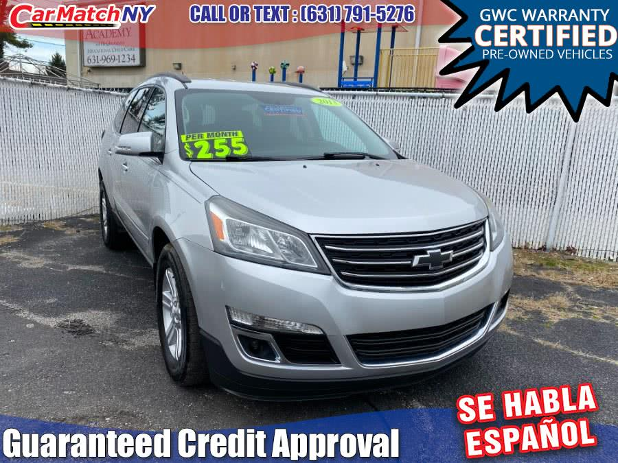 Used 2013 Chevrolet Traverse in Bayshore, New York | Carmatch NY. Bayshore, New York