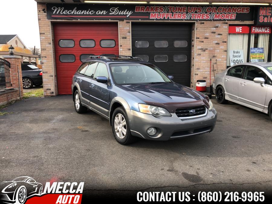 Used 2005 Subaru Legacy Wagon in Hartford, Connecticut | Mecca Auto LLC. Hartford, Connecticut