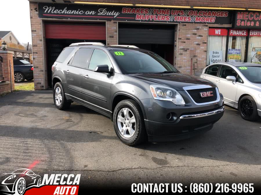 Used 2011 GMC Acadia in Hartford, Connecticut | Mecca Auto LLC. Hartford, Connecticut